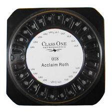 5 Boxes Dental Orthodontic Ceramic Bracket Braces Roth .018 Hooks 3,4,5 IT