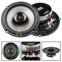 """MTX 6.5"""" Coaxial Speakers 60W RMS 2 Way 4 Ohm Thunder Series THUNDER65 Car Audio"""