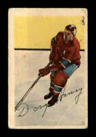 1952 Parkhurst #14 Doug Harvey  G X1661445