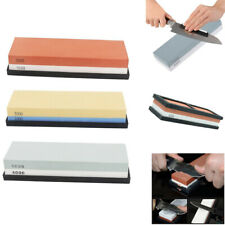 Double-sided Sharpening Stone Waterstone Dual Whetstone 1000#4000 3000#8000