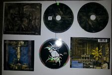 Sepultura CD x 2 The Mediator Between Head & Hands Must Be the Heart / Chaos AD