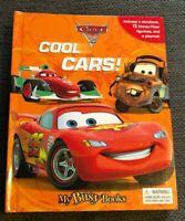Disney/Pixar Cars 2 My Busy Book Board Book