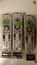 Lot of 3 NEW!! RC66X DIRECTV Remote Controls IR + Batteries ,H25,HR24 Repl RC65X