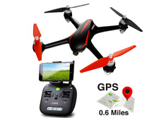 Force1 Drone F200W, Camera Live Video & GPS Return Home Brushless Motors HD1080P