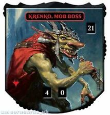 Krenko, Mob Boss Ultra-Pro MTG Relic Foil Commander Token: Legendary Collection