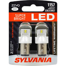 SYLVANIA ZEVO LED SUPER BRIGHT 1157 2357 2057 LED - 12v 0.7W - 2