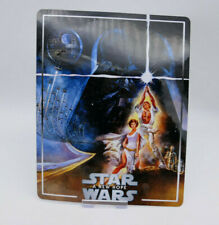 STAR WARS A New Hope - Bluray Steelbook Magnet Cover (NOT LENTICULAR)