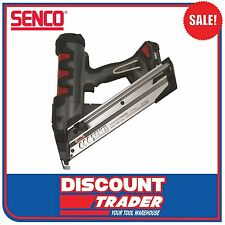 Senco Fusion 18V Lithium-Ion Angle Finish Nail Gun Kit DA Bradder F-15 - FN65DA