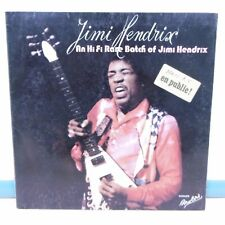 "33T Jimi HENDRIX Vinyl LP 12"" AN HI FI RARE BATCH OF Rock MOTORS 44028 F Rèduit"