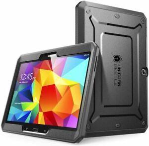 Genuine SUPCASE For Samsung Galaxy Tab 4 10.1 Full-body Heavy Duty Case Cover