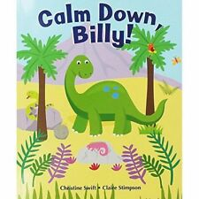 Calm Down Billy Very Good Book ISBN 9781788240147
