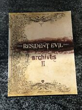 Redident Evil Archives 2 / Perfect Condition