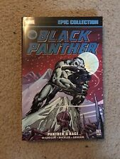 Black Panther Epic Collection 1 Panther's Rage Tpb