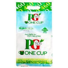 PG Tips One Cup Pryamid Tea Bags (460)