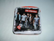 ONE DIRECTION Official Metal Lunch Box Bag Carry Case Gift Tin (HARRY STYLES)