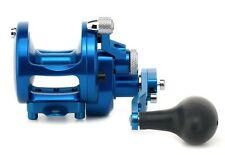 Avet SX 6/4 Two-Speed Lever Drag Casting Reel SX6/4 - Right Hand - BLUE