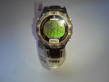 Timex Men's T49687 Digital Compass Leather Strap Expedition Watch