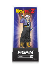 FiGPin New * Trunks * #26 Dragon Ball Z Collector Pin Anime Manga NIB