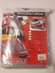 Motorradplane wasserdicht. Maße: 115x 220cm Schützt vor Nässe und Hitze