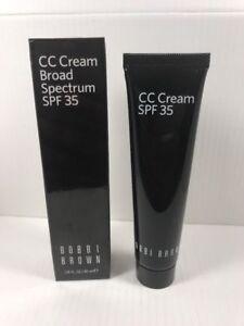 Bobbi Brown CC Cream Broad Spectrum SPF 35-BNIB. Authentic!!!