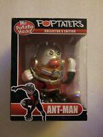 NIB Marvel Comics Ant Man Mr. Potato Head Poptaters Collectors Edition Disney