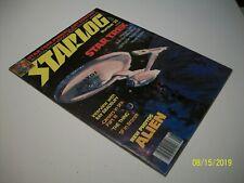 STARLOG MAGAZINE #25 AUGUST 1979 - STAR TREK - RAY BRADBURY - ALIEN - THING