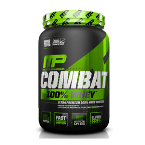 MusclePharm Combat 100% Whey Protein Powder | FREE Shipping