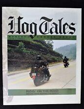 HARLEY HOG TALES MAGAZINE - Sept/Oct 1995