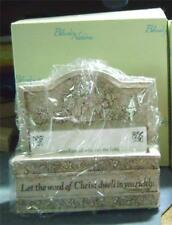 Pavilion Gift Company SPIRITUAL BLESSINGS # 03990 CARD HOLDER NEW in BOX