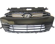 2013-2017 Genesis Coupe Front Grille Upper & Lower Grille With Molding 5 Parts