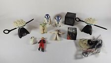 VINTAGE LOT 1983-1996 STAR WARS MISC TOYS MILLENNIUM FALCON R2D2 PRINCESS LEIA