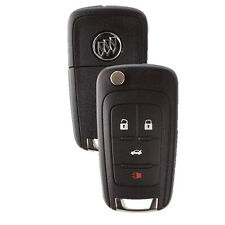 New Flip Key Remote Key Fob for Buick Lacrosse Encore Regal Verano Allure