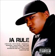 Icon [PA] by Ja Rule CD