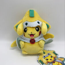 "Pokemon GO Plush Pretend Jirachi Pikachu Soft Toy Doll Stuffed Animal Teddy 8"""