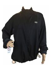 Qwick Dry Mens Jacket Sweater Button Zipped Down  Long Sleeve Sports  M / L