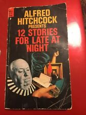 Alfred Hitchcock 12 Stories For Late At Night 1972 PB