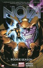 Nova Volume 2: Rookie Season (Marvel Now), Wells, Zeb