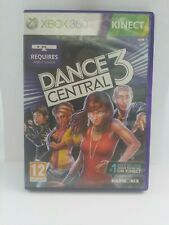 Dance central 3 game Xbox 360 Kinect game..free postage