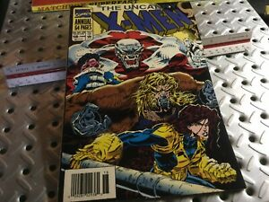 1994 The Uncanny Xmen #18 Boarded & Sleeved VGC