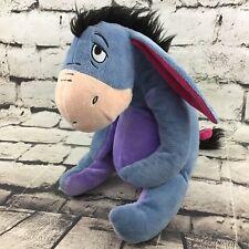 "Disney Winnie The Pooh Eeyore Plush Donkey 10"" Stuffed Animal By Kohls Cares"