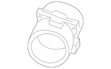 Genuine GM Mass Air Flow Sensor 19330121