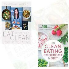 Diet And Clean Eat Collection (Eat Clean,The Clean Eating Cookbook) 2 Books Set