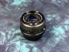 PENTAX Pentax SMC SMC Takumar 50mm f/1.4 Lens