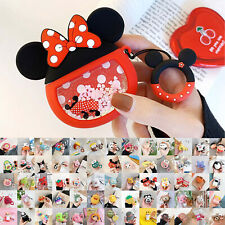 For Apple Airpods Case Cute Cartoon Silicone Shockproof Earphones Cover Shell