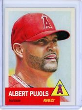 2018 Topps Living Set * ALBERT PUJOLS * Card #22 * Los Angeles Angels
