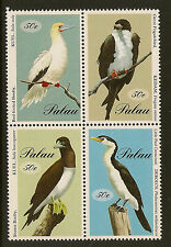 PALAU :1994 Sea Birds block SG677-80 unmounted mint