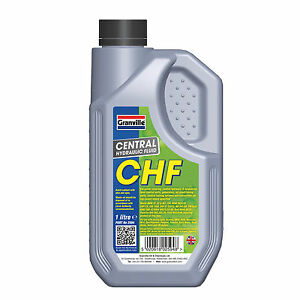 Granville Central Hydraulic Fluid CHF 11S Power Steering Suspension Oil 1L