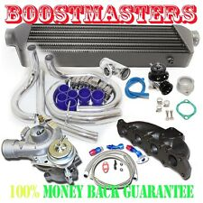 For 98-05 VW Golf Jetta GTI 1.8T Bolt on K04-015 Turbo Kit+Oil Cooler Kits