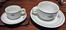 Tazza da Caffeè più Tazza da The complete di piattino Orig. Aeronautica Militare