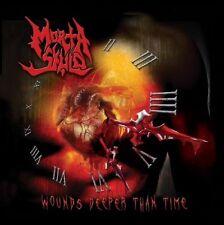 MORTA SKULD - WOUNDS DEEPER THAN TIME   CD NEU